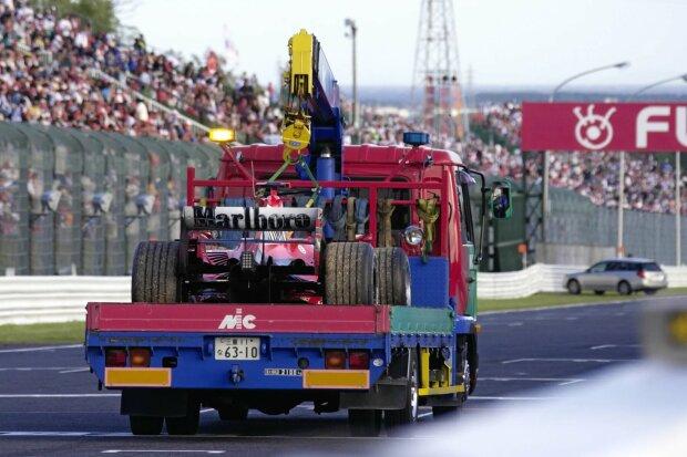 Michael Schumacher Ferrari Scuderia Ferrari Mission Winnow F1 ~Michael Schumacher ~