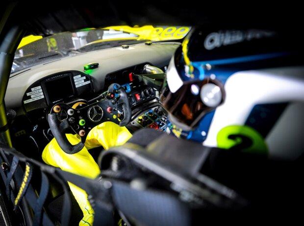 Mercedes-AMG GT3, Cockpit
