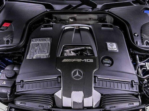 Motor des Mercedes-AMG GT 63 S 4-Türer Coupé