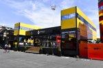 Renault präsentiert beim Heimrennen ein neues Motorhome