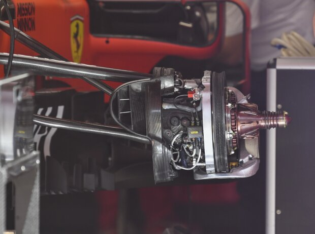 Bremse, Ferrari