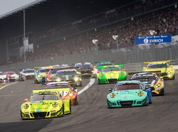 24h Nurburgring 2019 Zeitplan Fur Rennen Und Trainings