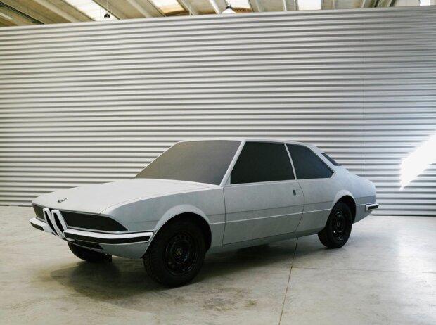 Nachbau 2019 von BMW Garmisch Gandini (Original 1970)