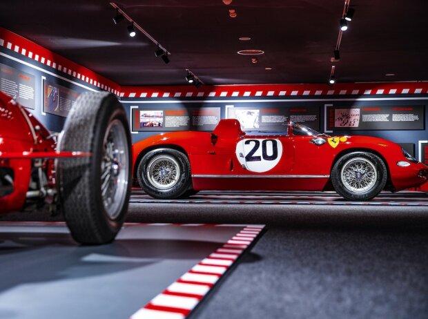 90 Jahre Scuderia Ferrari im Ferrari Museum