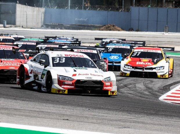 Audi, BMW, Rast