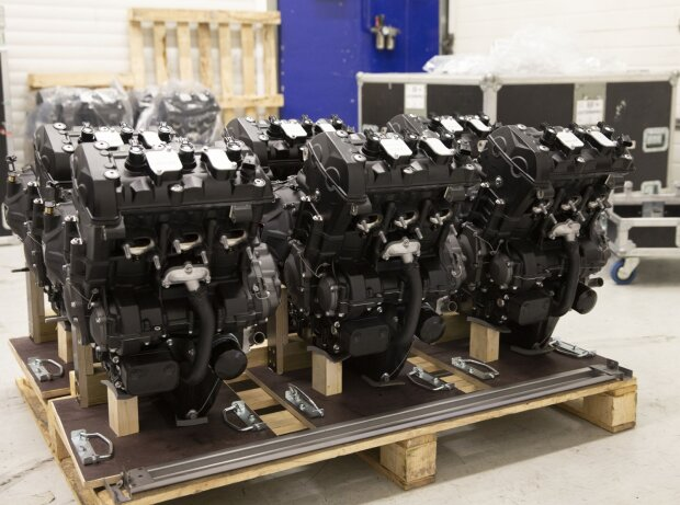 Triumph Moto2 Motor