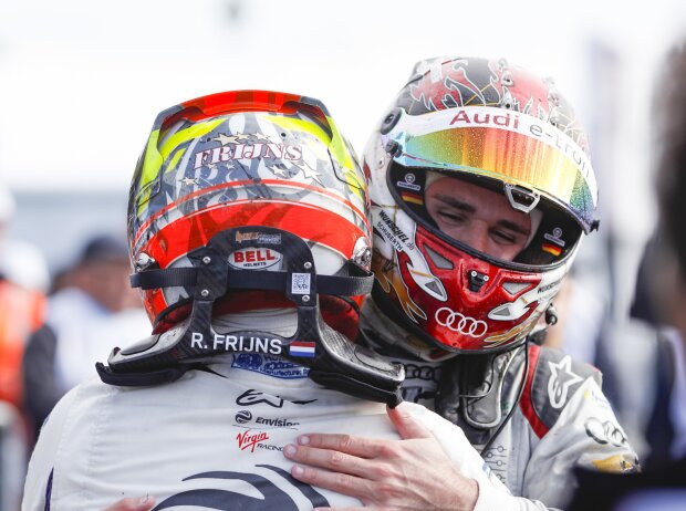Audi-Sportchef Dieter Gass glücklich über Virgin-Erfolge