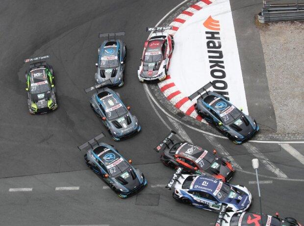 Aston Martin, Start, Norisring