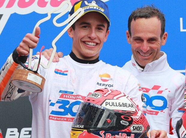 Marc Marquez, Alberto Puig