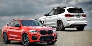 BMW X3 M: News, Gerüchte, Tests