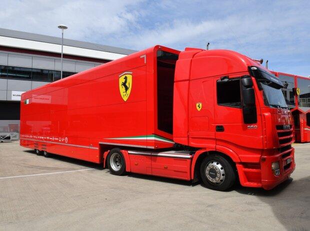 Ferrari Teamtruck