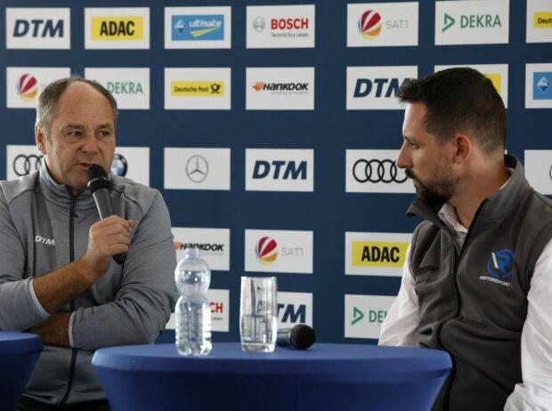 Gerhard Berger, Florian Kamelger