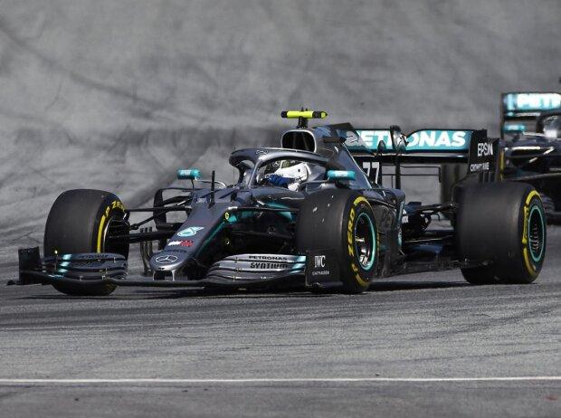 Valtteri Bottas, Lewis Hamilton, Lando Norris