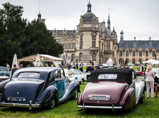 Concours D'Elegance Chantilly 2019