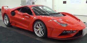 Ferrari 488: News, Gerüchte, Tests