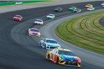 Renn-Action auf dem Kentucky Speedway in Sparta