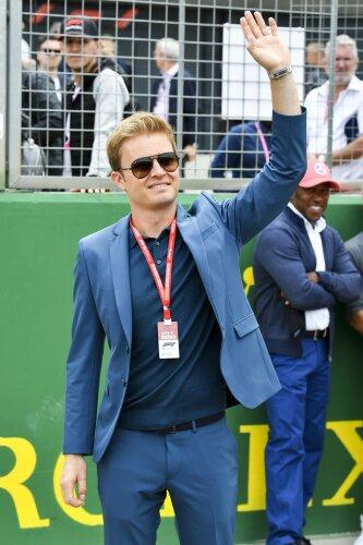 Nico Rosberg Mercedes Mercedes-AMG Petronas Motorsport  F1 ~Nico Rosberg ~