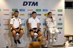 Timo Glock (RMG-BMW), Jake Dennis (R-Motorsport Aston Martin) und Robin Frijns (Abt-Audi)