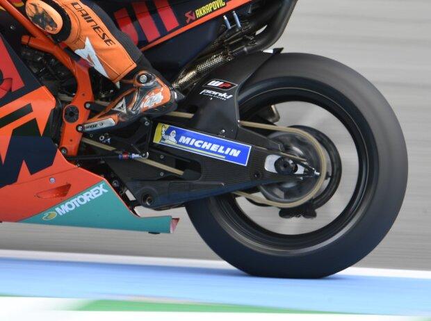 KTM Carbon-Schwinge