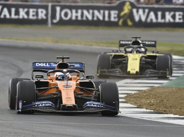 Carlos Sainz, Daniel Ricciardo