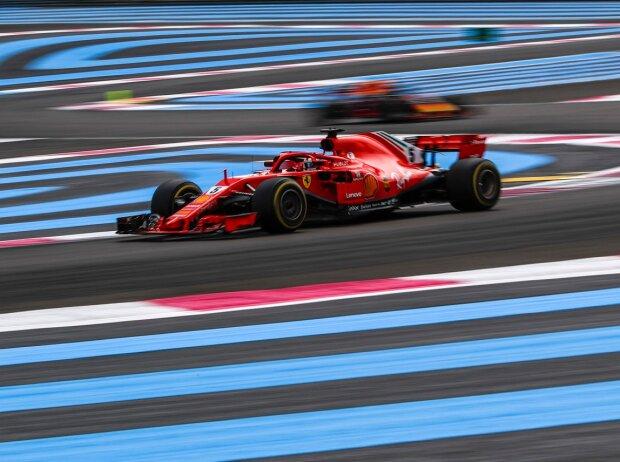 Sebastian Vettel, Le Castellet