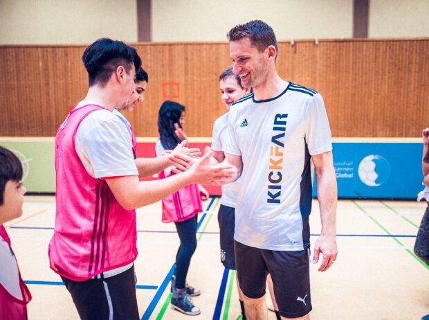 Marco Engel Laureus Sport for Good