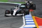 Lewis Hamilton (Mercedes) und Romain Grosjean (Haas)