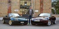 Mazda MX-5 NA vs. Mazda MX-5 NB