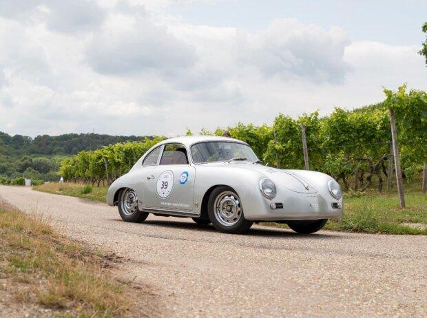 Porsche 356 A T2 Coupe, Baujahr 1957, Sieger ADAC Heidelberg Historic 2019