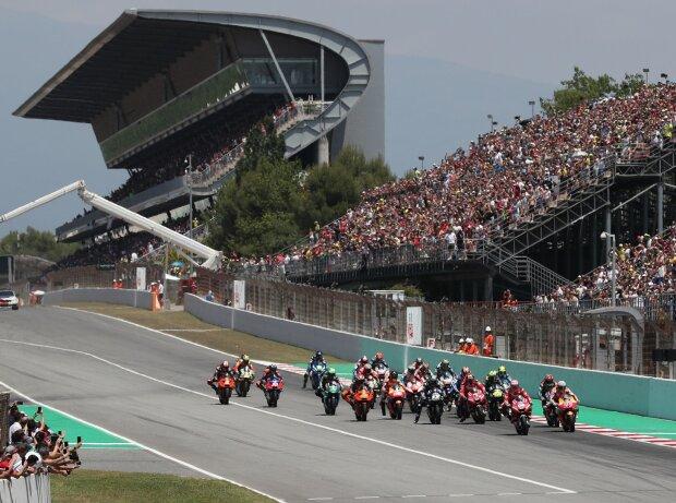 MotoGP Start 2019