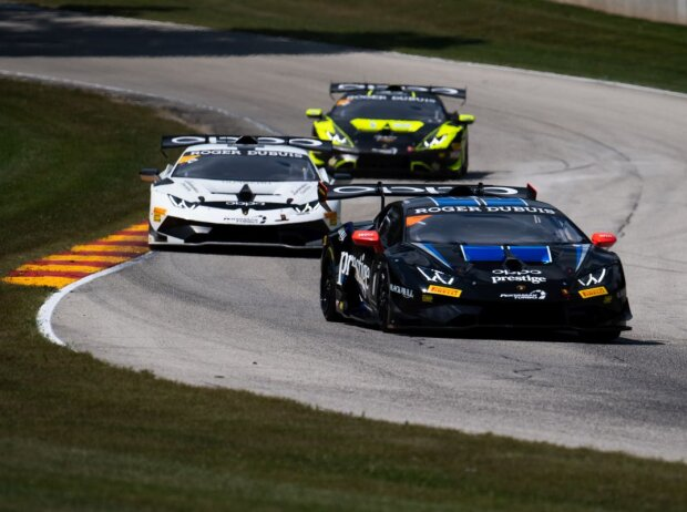 Lamborghin Super Trofeo North America 2019 in Elkhart Lake