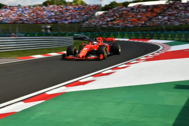 Sebastian Vettel Ferrari Scuderia Ferrari Mission Winnow F1 ~Sebastian Vettel (Ferrari) ~