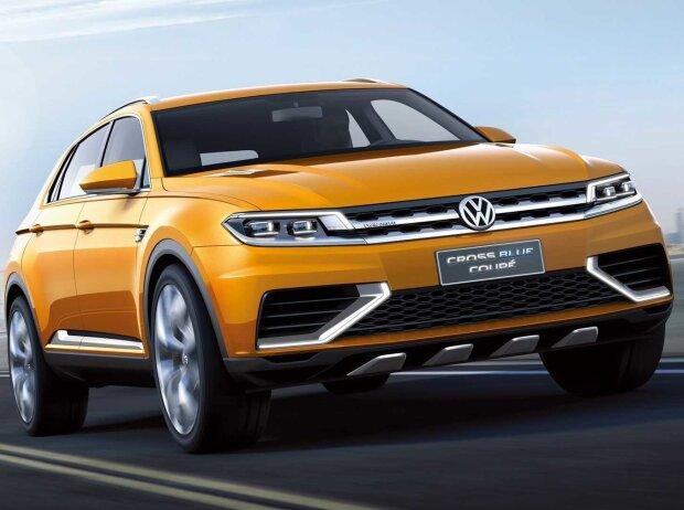 2013 VW CrossBlue Coupé Konzept