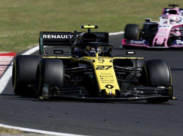 Nico Hülkenberg, Sergio Perez