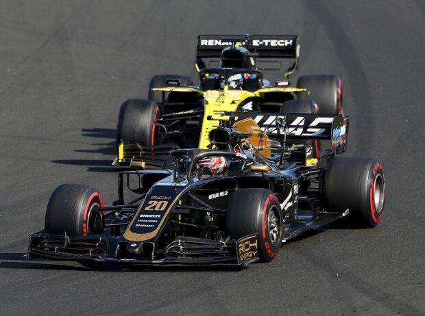 Kevin Magnussen, Daniel Ricciardo