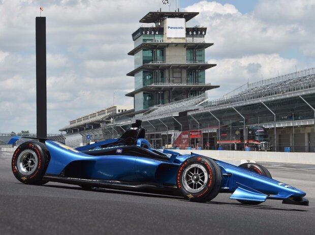 IndyCar 2018, Aerokit