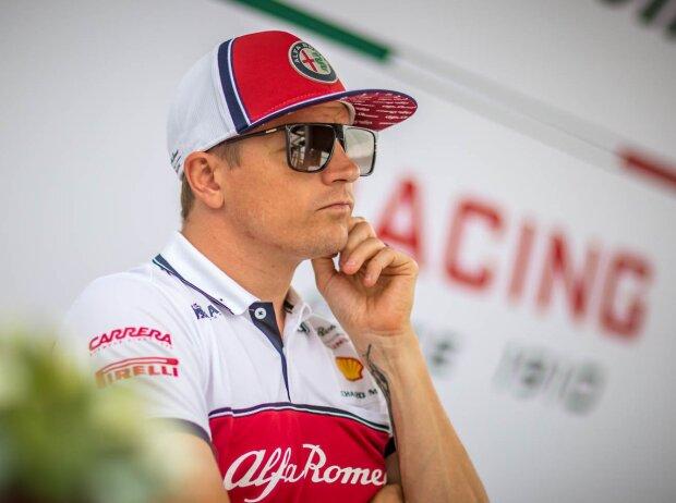 Kimi Räikkönen, Hockenheimring, 2019