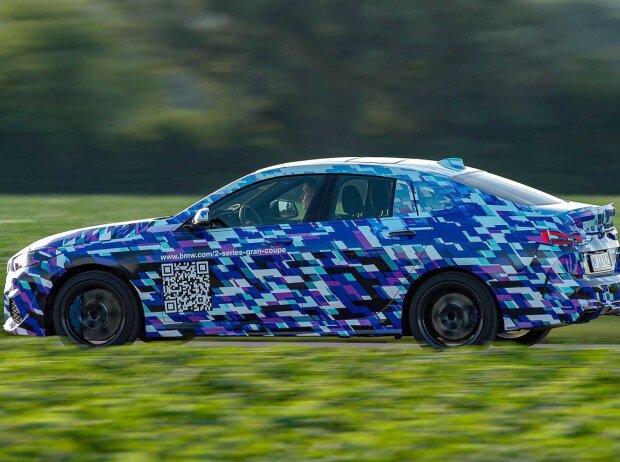 BMW 2er Gran Coupé: Finale Erprobungsphase