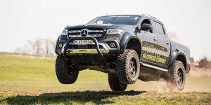 Mercedes-Benz X-Klasse: News, Gerüchte, Tests