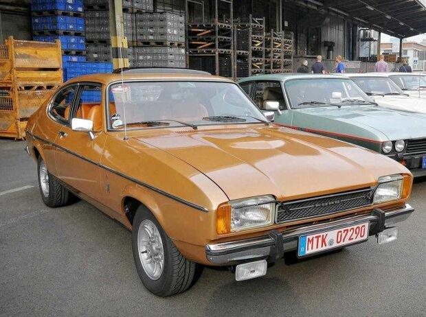 Ford Capri 50 Jahre
