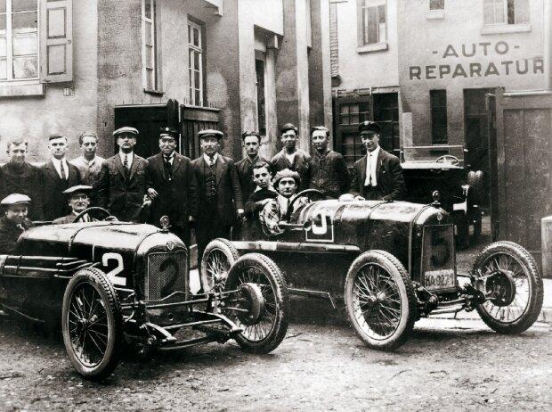 100 Jahre Hahn Gruppe