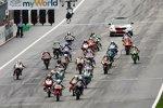 Moto3 Start in Spielberg