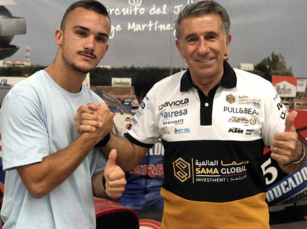 Aron Canet, Jorge Martinez