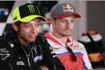 Valentino Rossi und Jack Miller