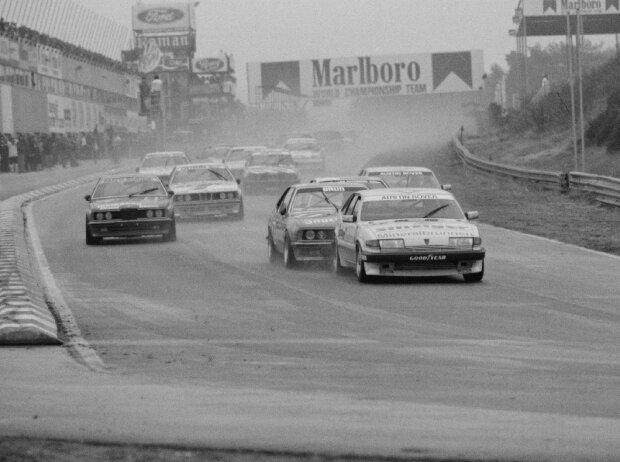 Start, Zolder, 1984