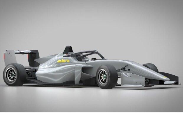 Super Formula Lights 2020 Dallara 320