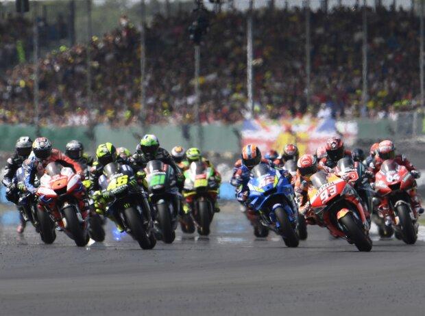 MotoGP Start