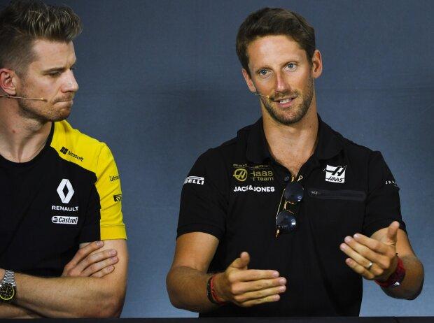 Nico Hülkenberg, Romain Grosjean, Pierre Gasly