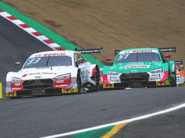 Audi, Blanking, Blanken, Kühlergrill