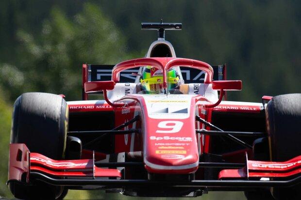 Mick Schumacher Prema Prema Theodore Racing F2 ~Mick Schumacher (Prema) ~